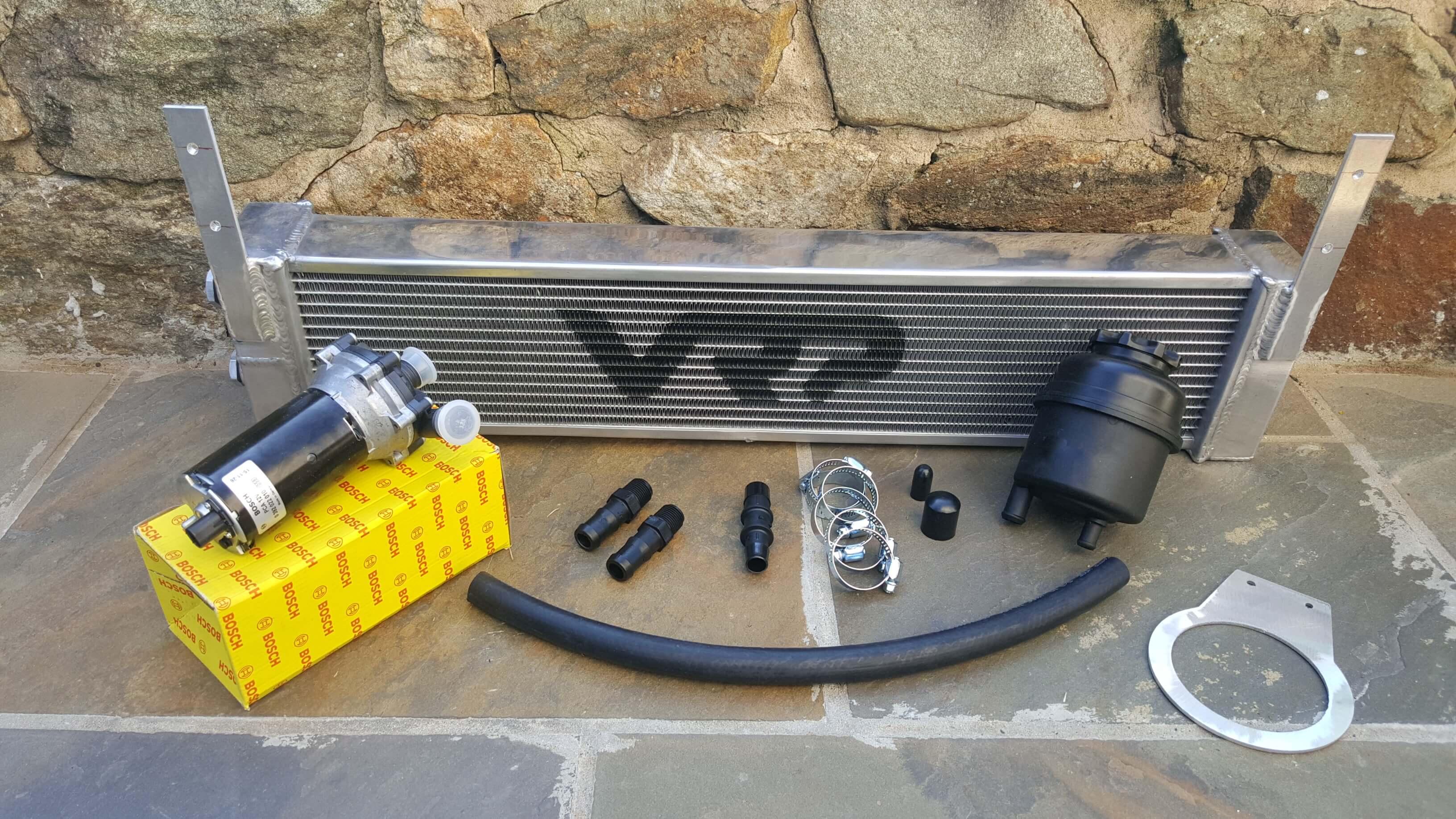 VRP Stage 2 Cooling Kit