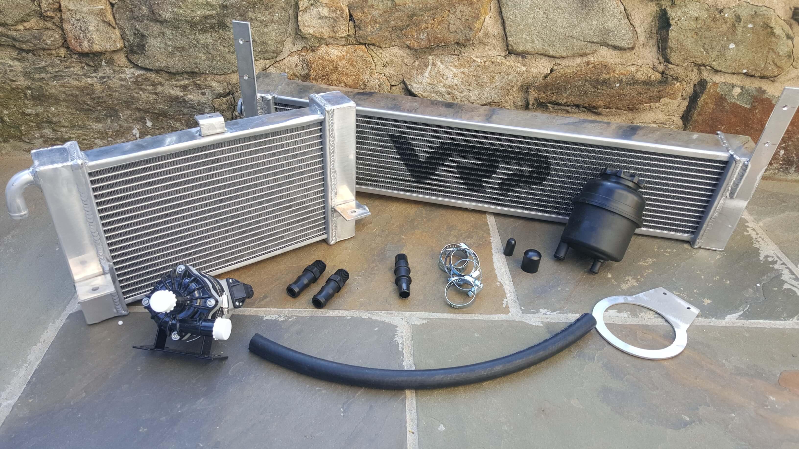 VRP Stage 3 Cooling Kit