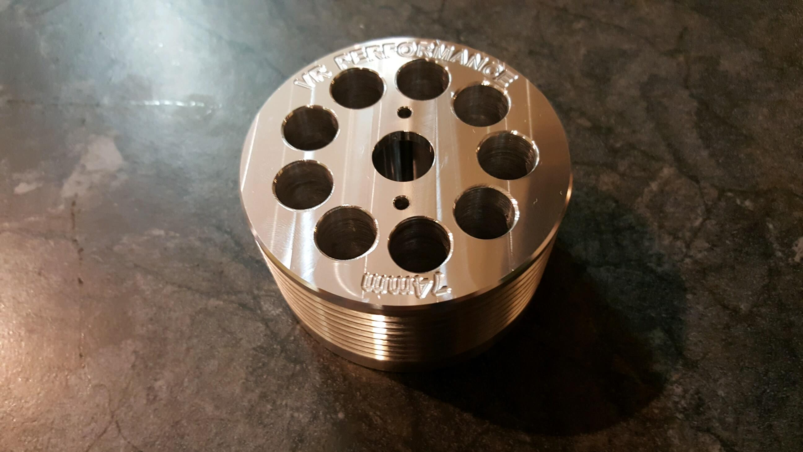 VRP Clutch Delete Supercharger Pulley - VRP Speed