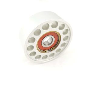Mini idler pulley for the E55 M113k AMG.