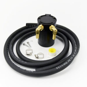Oil catch can kit for the M113k M113 M112k AMG