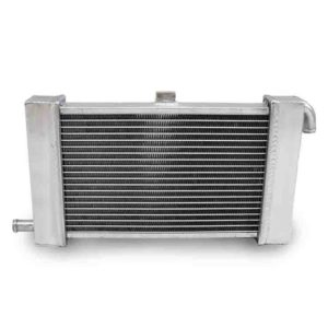 VRP secondary heat exchanger upgrade for the E55 SL55 M113k AMG