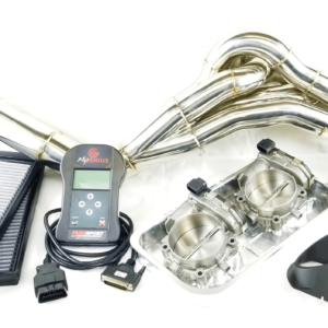 Stage 4 performance upgrade power package for the C63 M156 AMG.