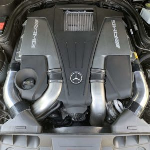 VRP Intake tubes for the M278 AMG