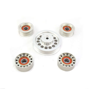 5 piece pulley set for the 63 AMG M156