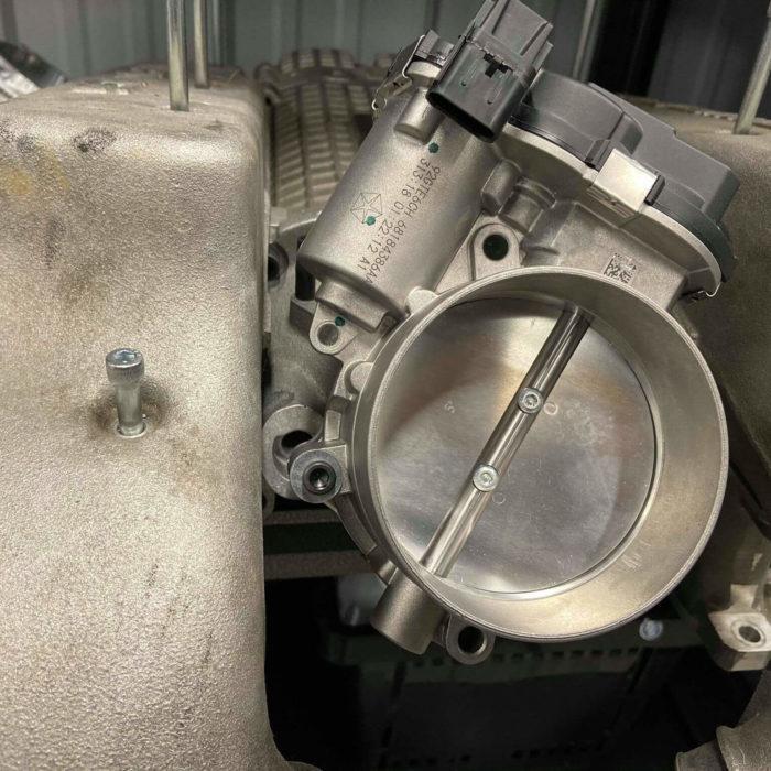 VRP 92mm Hellcat Throttle body bolt on Kit