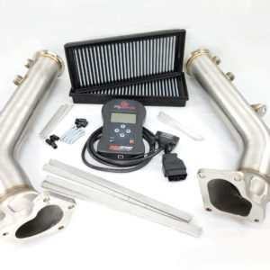 Stage 2 power package upgrade for the M157 M278 AMG