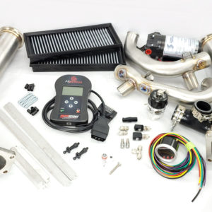stage 4 power package upgrade for the M157 m278 amg