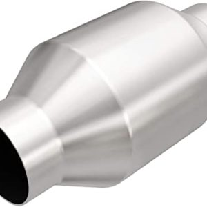 Catalytic converters upgrade for the Mercedes AMG.