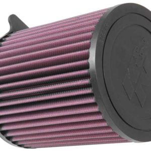 K&N drop-in replacement performance air intake filter for Mercedes AMG.