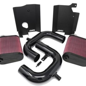 BMS dual intake for the W205 C63 AMG