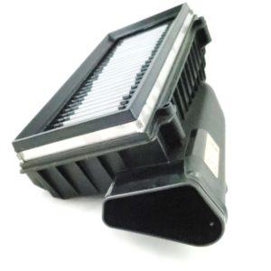 Intake filter spacer kit for C63S M177 AMG