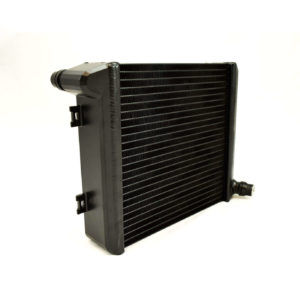 auxiliary heat exchanger for W205 C63 C63s AMG