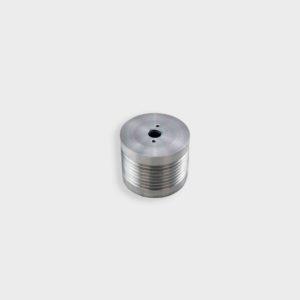 Clutch delete supercharger pulley upgrade for the C32 C320 SLK32 AMG