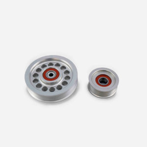 Dual idler pulley upgrade for the M157 AMG