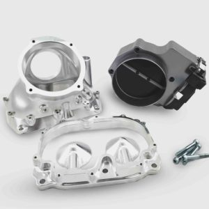VRP 105MM throttle body upgrade kit for the E55 CLS55 M113k AMG